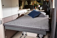 Matress topper sleeping bench Copa - Ford Transit Custom