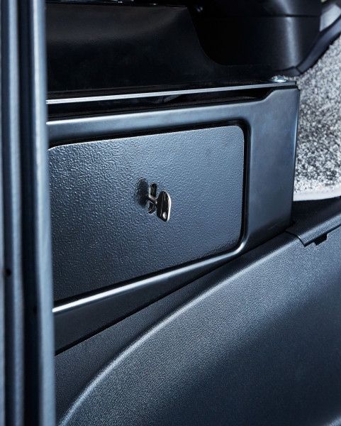 Seat console safe Mercedes Sprinter