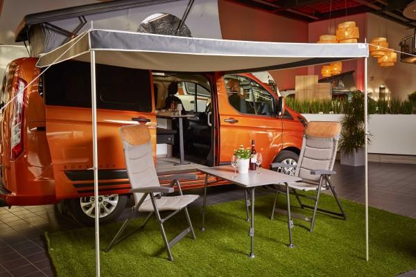 Sonnensegel Copa - Ford Transit Custom