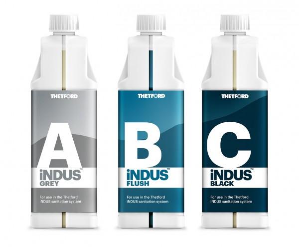 iNDUS - kit d'additifs sanitaire